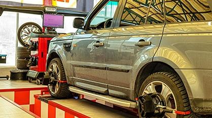 Range Rover Oto Tamir Bakım Servisi